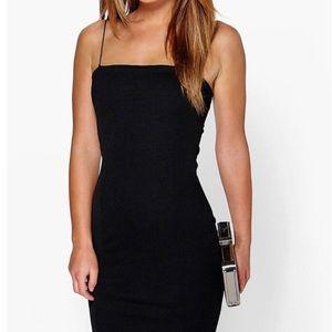 Express black cami dress